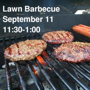 Lawn Barbecue @ Morningside-High Park Presbyterian Church | Toronto | Ontario | Canada