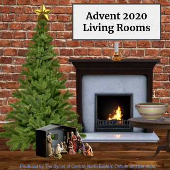 Advent 2020 Living Rooms